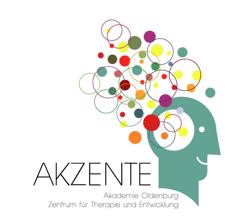 Logogestaltung akzente zentrum f r therapie und for Akzente design