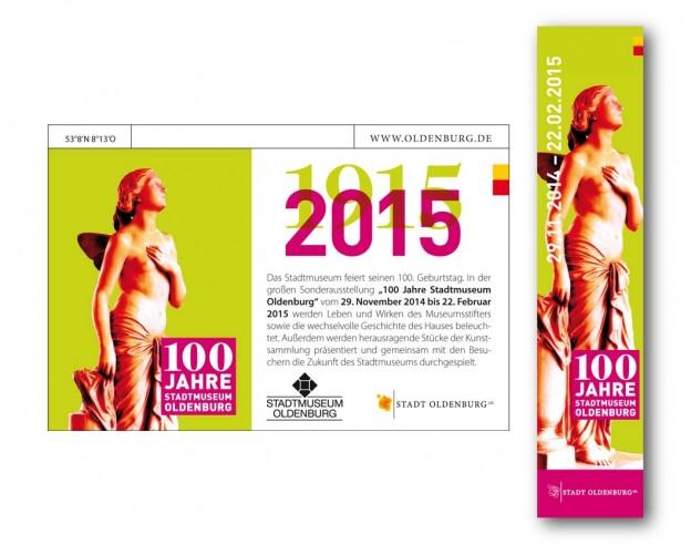 Anzeigen100Jahre Stadtmuseum